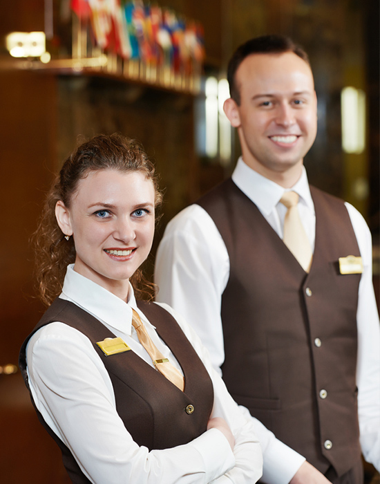 Hotel and concierge services provided by BU Clinics