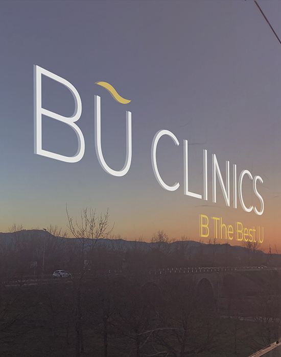 BU Clinics - Be the best you graphic